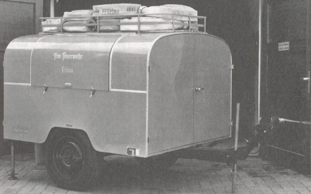FFW Anhänger 1987