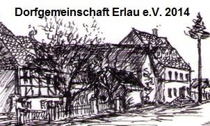 Logo Dorfgemeinschaft Erlau