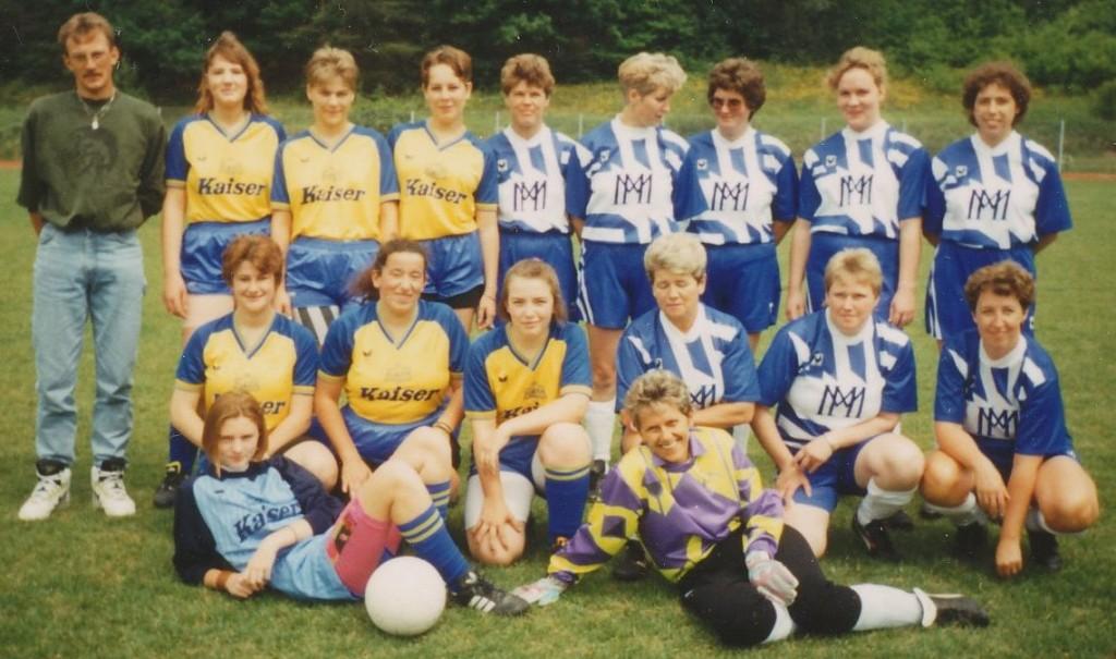 1993 Frauen