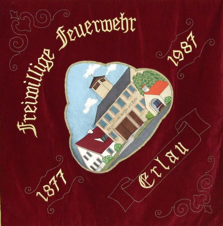 FFW Fahne