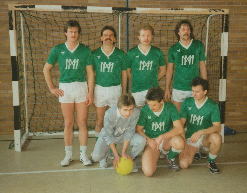 FST Mannschaft 1990